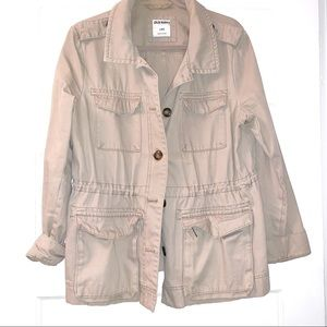 Old Navy Utility Jacket